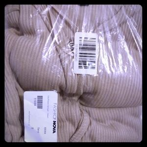 """Ambiance """"Nita"""" ribbed duster sweater"""
